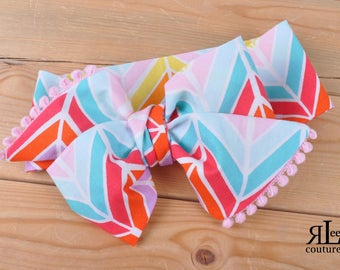 Mandy Headwrap - Bow Headwrap - Head Wrap - Baby Headwrap - Hair Bow