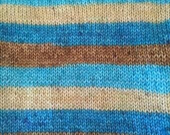 Self-Striping Yarn Tide Pools