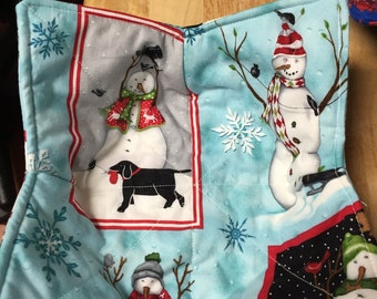 Soup Cozies, , Snowman, Cats , Spiderman, Dog breeds, woodland Christmas