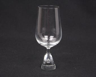 Holmegaard Princess sherry glass by Bent O. Severin