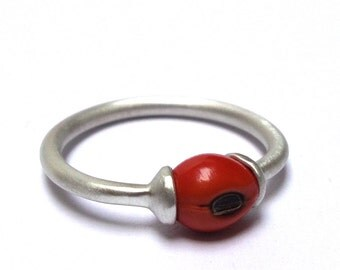 Ring - Silver Ring - Seed ring - Seed Collection - Free Shipping!!! .