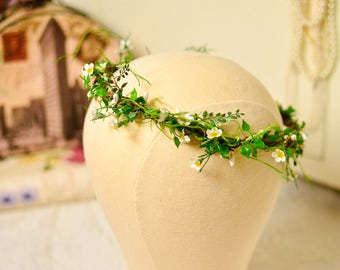 Cottage Fairy Crown