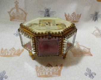 French Le Arc De Triomphe Box