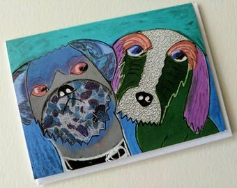 Greeting Card by Artist Samantha Thompson