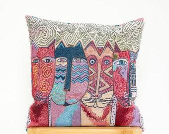 Cushion Cover, Decorative Cushion, Woven, Luxury, Home Decor, Pillow Case (16x16in - 40x40cm)