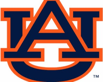 Auburn University vinyl decal, Auburn sticker, Auburn University Yeti deal
