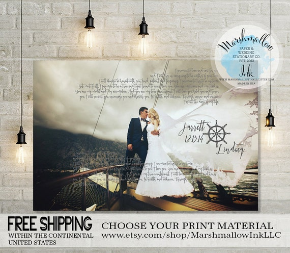 Memorable Wedding Gifts For Parents : ... Gift Anniversary Gifts for Parents, 5th Anniversary Gift, Wedding Gift