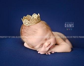 CHOOSE ONE Lace Newborn Crown, Newborn Crown, Photography Prop, Infant Crown, Newborn Princess Crown, Princess Crown, Prop, Newborn Prop