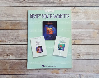 Disney Sheet Music Clarinet Aladdin Songs Beauty and The Beast 90s Songs Little Mermaid Band Music For Clarinet Disney Music Band Practice