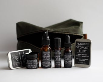 The Herbalist's First Aid Kit