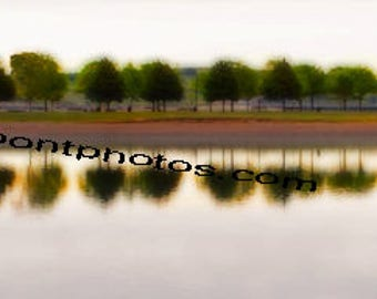 Along the Lagoon, South Boston -- An original, Signed & Numbered Limited Edition Photograph