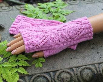 Heart of Mine Fingerless Gloves