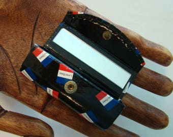Lancome lipstick case with mirror, lipstick case, pocket mirror, Lancome case