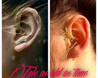 Our Version of Belles Ear cuff Beauty and the Beast!