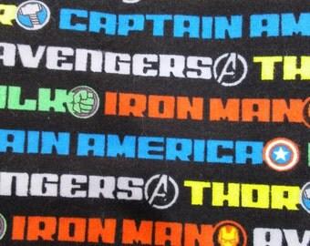 Blanket- Avengers Receiving & Stroller