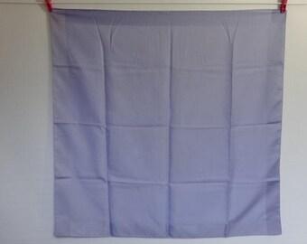 "Vintage Lilac scarf 76cm x 77cm / 29.9"" x 30.3"""