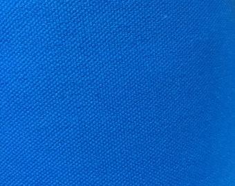 "Royal Blue Duck Cloth 60"" Wide By The Yard 9.3 oz"