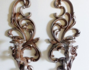 Syroco Wall Sconces