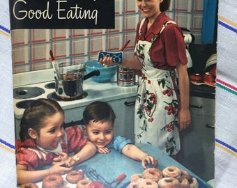 1949 New Recipes for good Eating Crisco