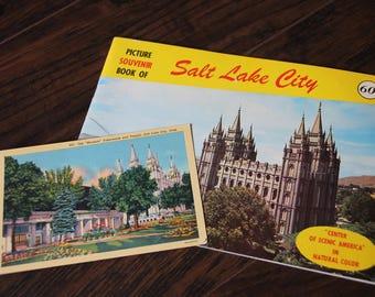 Vintage Salt Lake City Travelers Collection