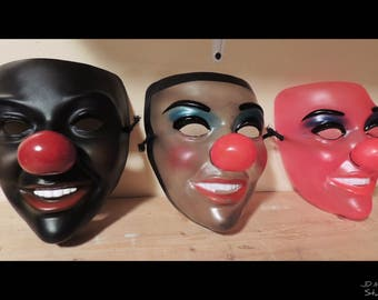 AHIG Slipknot Clown Mask