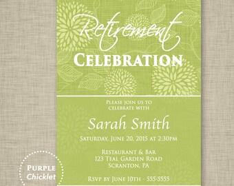rente feier | etsy, Einladung