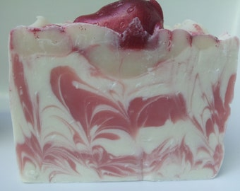 Strawberry and Cream Soap