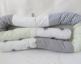 Bedsnake, Bedroll for baby cot
