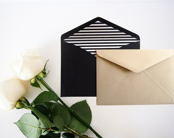 ADD ON ONLY | C5 Envelope | Wedding Engagement Event Invitation Suite | Printable Digital File Printed Invite Invitations Stationery