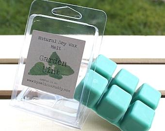 Garden Mint Soy Wax Melt