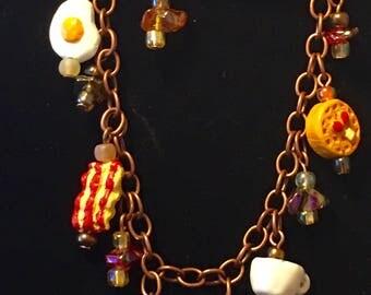 Breakfast Lover's Bracelet