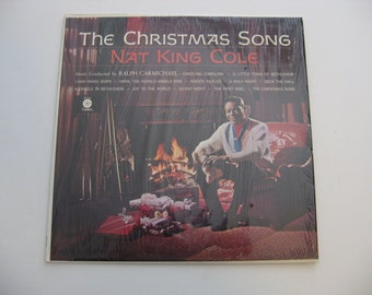 Nat King Cole - The Christmas Song - Circa 1967