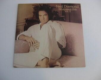 Neil Diamond - 12 Greatest Hits Volume II - Circa 1982