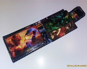 World of Warcraft (WOW) paper wallet