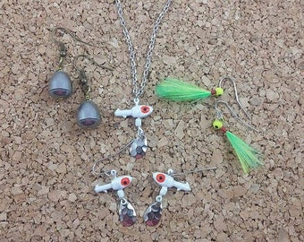 Fishing Lure Jewelry