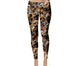 Yorkshire Terrier Leggings