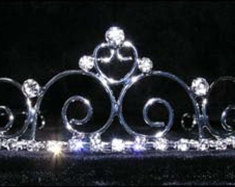 Style # 14698 - Royalty Affair Wire Tiara