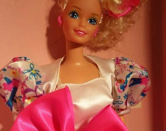 Barbie Style Collector Doll 1990 Mattel