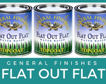 General Finishes – Flat Out Flat Topcoat
