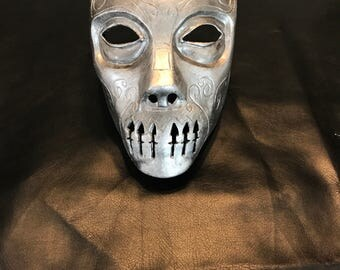 Harry Potter inspired Snape Death Eater mask