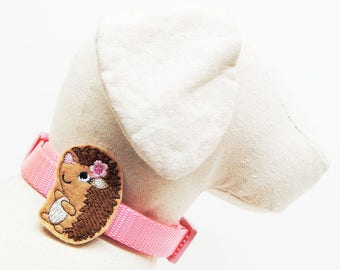 Hedgehog Collar Felties for Dogs and Cats