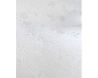 1m Ivory Jacquard Coutil Corsetry etc BARGAIN, second.