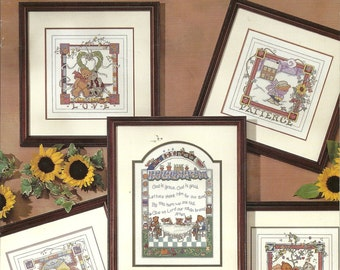 Love Is.. Cross Stitch Chart