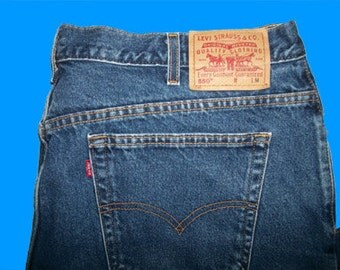 Levis 550 Relaxed 22 M