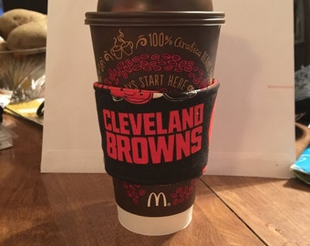 Cleveland Browns Cup Cozy