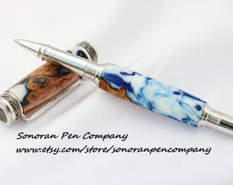 Majestic Jr. Land and Sea Rollerball Pen