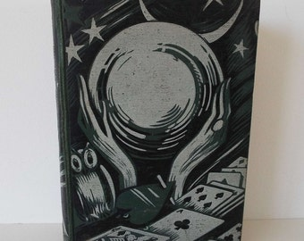 Rare Vintage 1936 The Complete Book Of Fortune  Hardback Book 1st Edition Occult Tarot Palmistry Reading Hands Omens Graphology