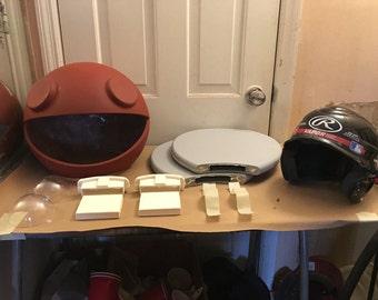 Deadmau5 head unfinished kit