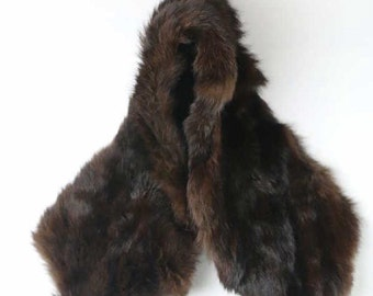 Gorgeous Small Mink Fur Collar - Vintage