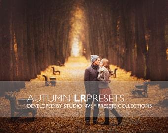 50 Autumn Lightroom Presets